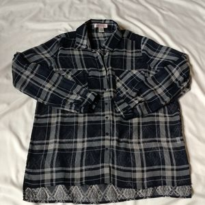 Band of Gypsies button down top
